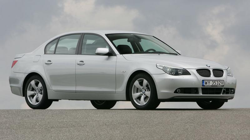 BMW serii 5 - kusi na wiele sposobów