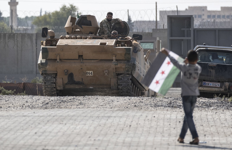 Konflikt turecko-syryjski