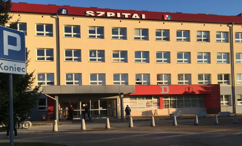 Szpital wojewódzki w Przemyślu