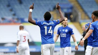 Kelechi Iheanacho is showing he belongs at Leicester City