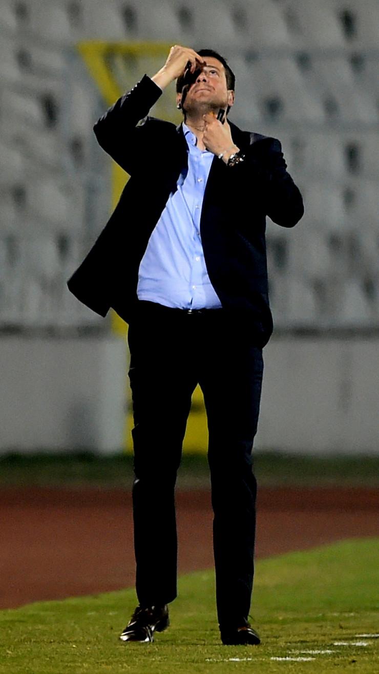 FK Partizan, FK Radnički