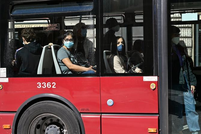 Javni prevoz u Rimu ovog meseca