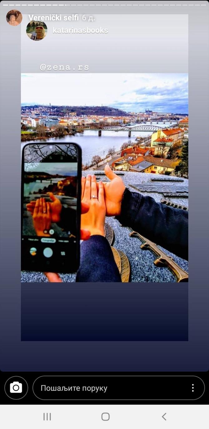 Pobednički verenički selfiji