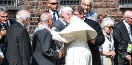Papież odwiedził Auschwitz. Zobacz zdjęcia