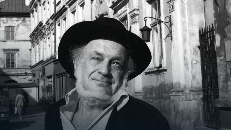 Piotr Skrzynecki; Kraków 1987 r.