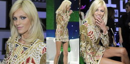 "Chuda Anja w finale ""Top Model"""