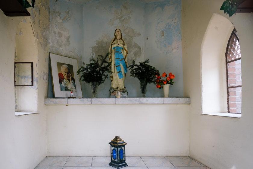 Cenna kapliczka potrzebuje natychmiastowego remontu