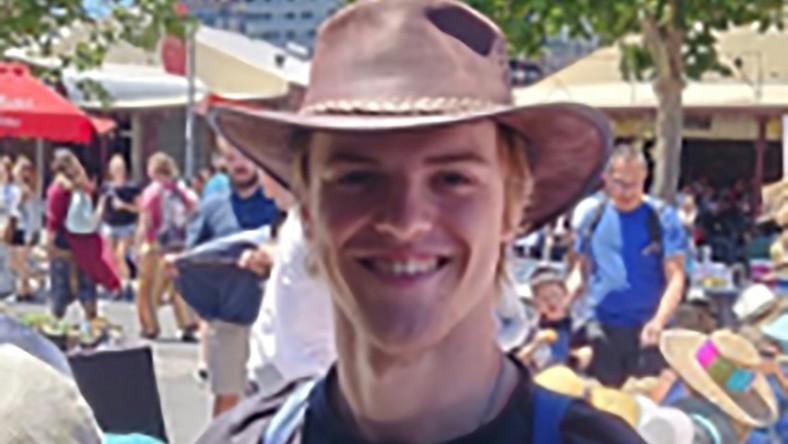 Belgian backpacker Theo Hayez was last seen on May 31 in Byron Bay