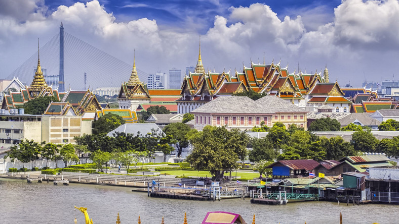Tajlandia, Bangkok, Pałac Królewski