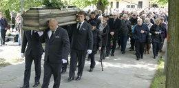 Skromny pogrzeb Izabeli Skrybant-Dziewiątkowskiej
