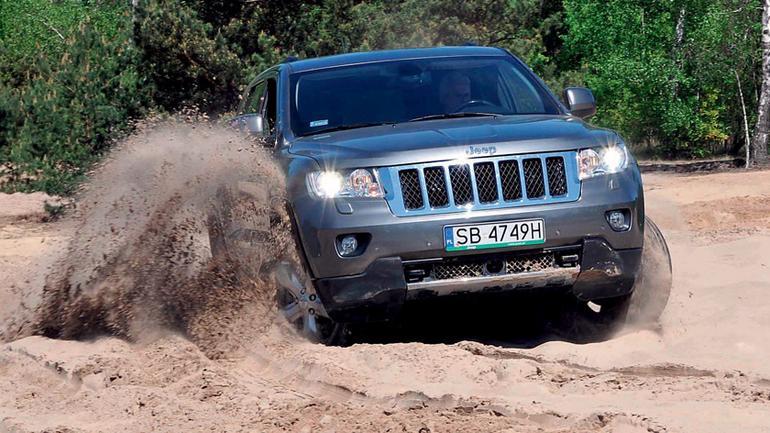 Szkoła Jazdy Jeepa: systemy wspomagające kierowcę w terenie