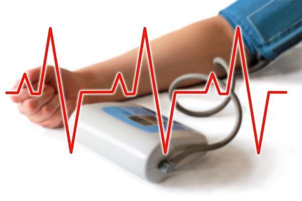 magas vérnyomás és bradycardia