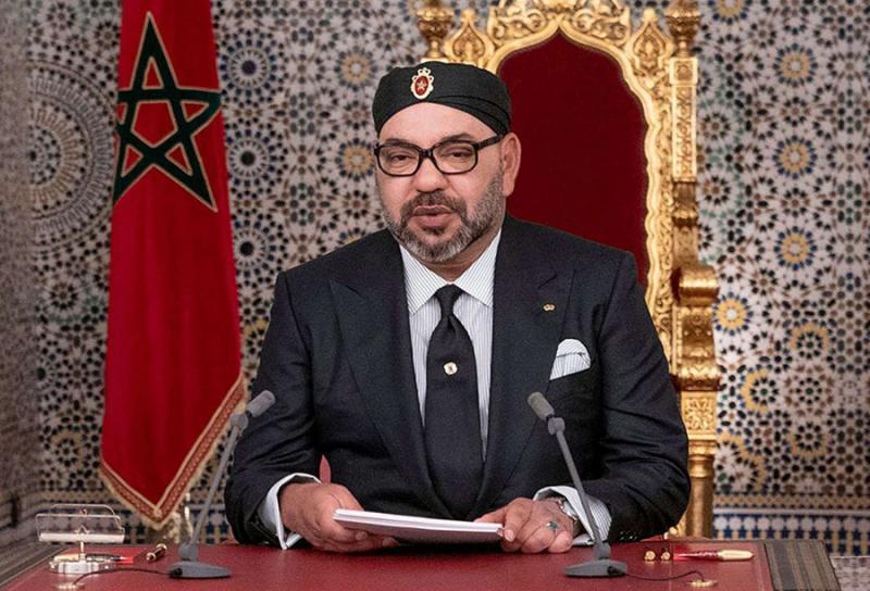 King Mohammed VI, Morocco. [thearabweekly]