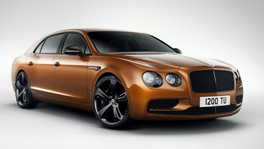 Bentley Flying Spur W12 S – relaks przy 325 km/h