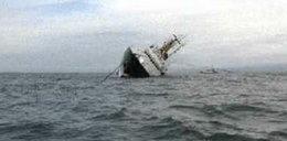 Katastrofa! Statek towarowy zderzył się z kontenerowcem!