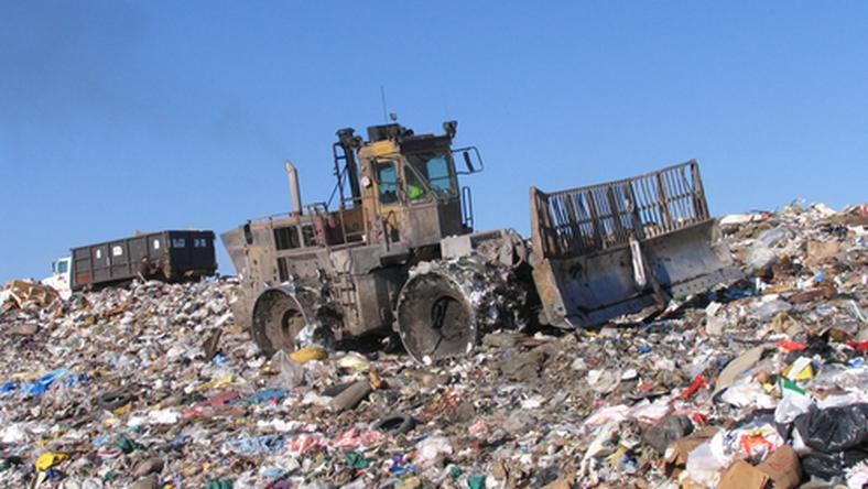 Reszta odpadów ma być przetwarzana