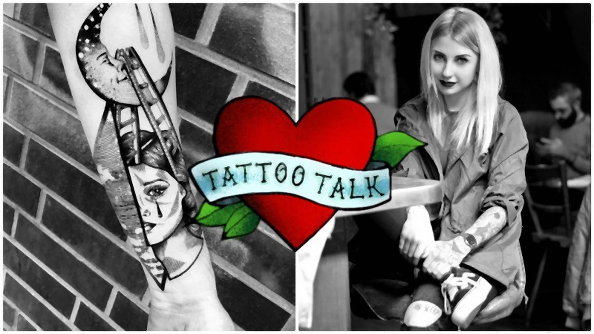 Tattoo Talk #13 mit Jessica Svartvit