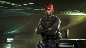 Lewis Hamilton dołącza do obsady Call of Duty: Infinite Warfare