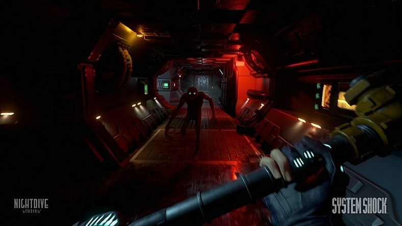 System Shock Remastered przechodzi na Unreal Engine 4
