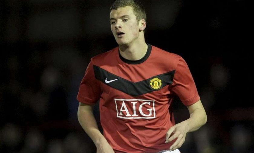 Oliver Gill od kontraktu z Manchesterem United woli studia