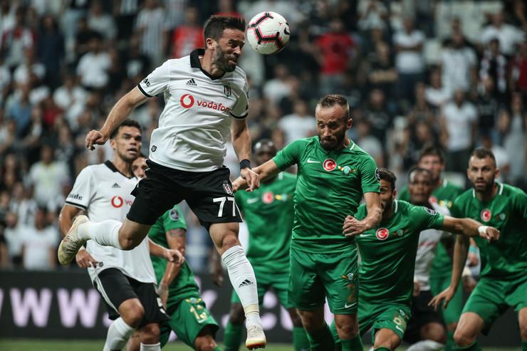 FK Bešiktaš, FK Ahisar