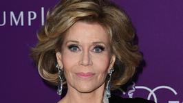 """Jane Fonda zdobyła się na mocne wyznanie. """"Byłam gwałcona i molestowana"""""""