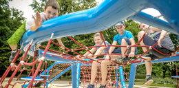 Plac zabaw w Parku Róż w Chorzowie otwarty!