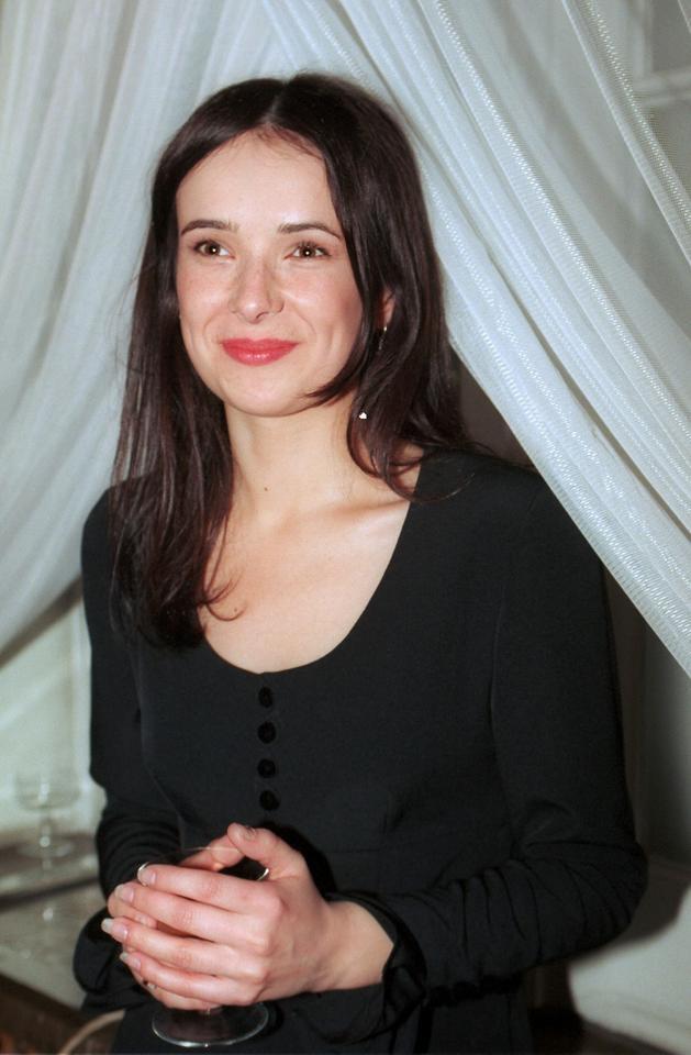 Kasia Kowalska w 1995 roku