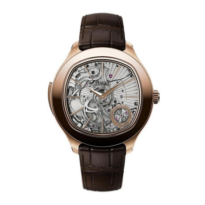 1. Piaget Emperador Coussin XL Ultra-Thin Minute Repeater