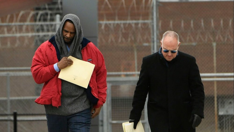 R.Kelly has pleaded not guilty to all the charges levelled against him after he was arraigned in court on Tuesday, July 16, 2019