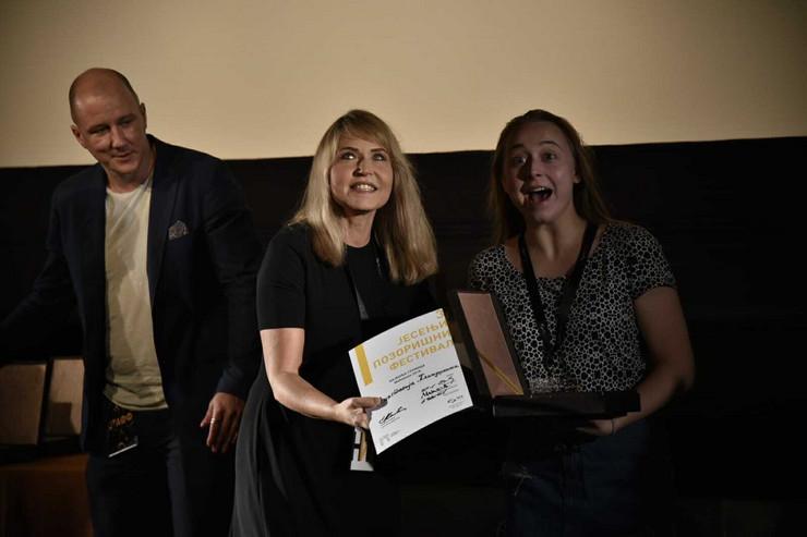 Pozorišni Kustendorf, Anica Dobra i Anastasija Klimuškina