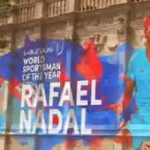 Da li je Rafu bar MALO BLAM? Novak Đoković nije čak ni najbolji teniser ako njih pitate, a kamoli sportista - prestižna svetska nagrada u Nadalovim rukama!