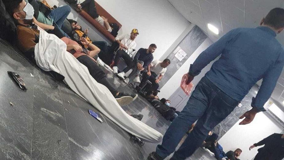 Lotnisko w Mińsku jest sparaliżowane. Fot. Outrid3rs
