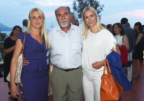 Jelena Drakulić Petrović, Milan Ćulibrk i Tijana Bajović