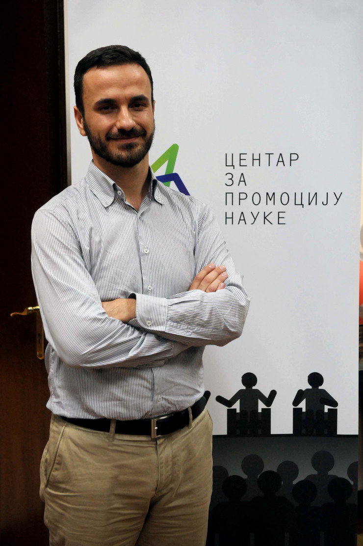 dr Andrej Jeftić teolog odbrana Darvina