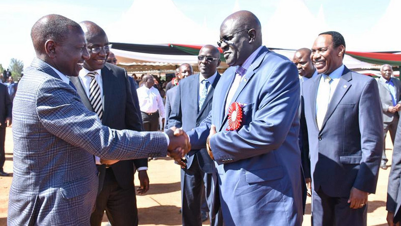 DP William Ruto hits new CS Magoha with 30-day deadline