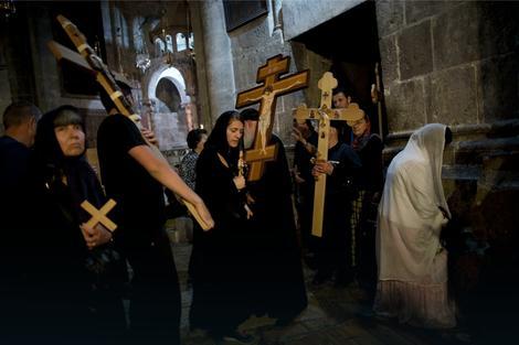 Hrišćani u Jerusalimu