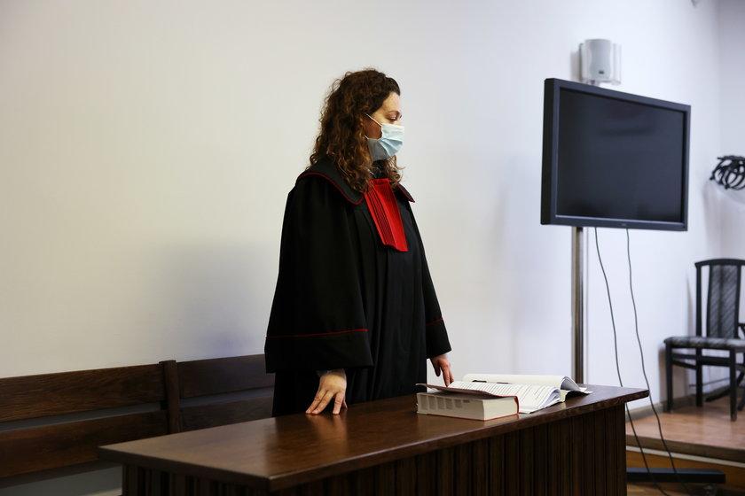 Rozprawa w zielonogórskim sądzie