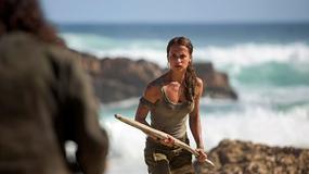 """""""Tomb Raider"""": Alicia Vikander jako Lara Croft na pierwszych zdjęciach"""