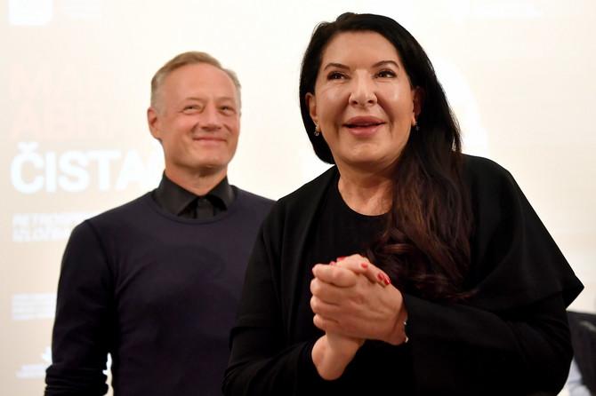 Marina Abramović i Tod