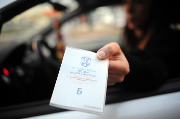 Probna vozačka dozvola