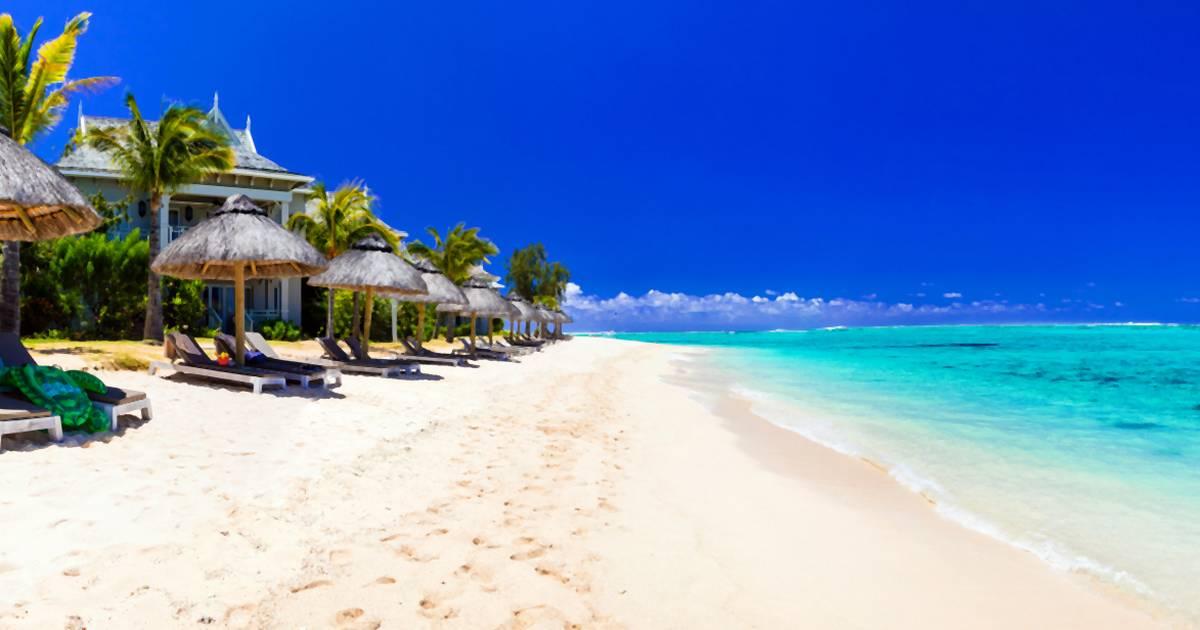 Tropical Island Beach Ambience Sound: A Világ 5 Legszebb Homokos Tengerpartja