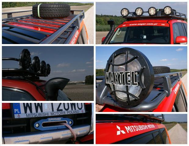Mitsubishi Pajero 3.2 DID Instyle