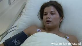 "Ostatnie słowa Kasi z ""M jak miłość""; upadek aktora kina akcji - Flesz filmowy"