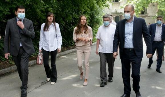 Jelena Đoković donacija