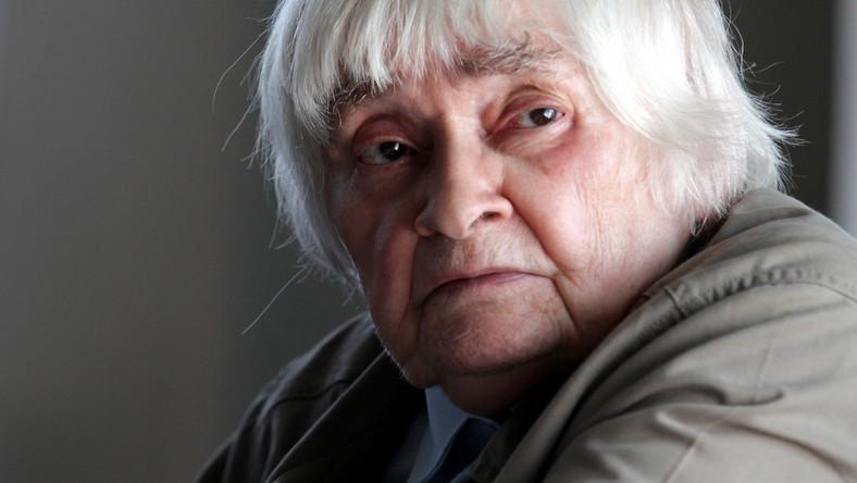 Maria Janion - historyk literatury, krytyk literacki, znawczyni polskiego i europejskiego romantyzmu, profesor Instytutu Badań Literackich PAN, autorka kilkunastu książek, które zmieniły oblicze polskiej humanistyki, kończy w sobotę 24 grudnia 90 lat.