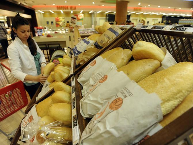 Hleb je i dalje važna namirnica