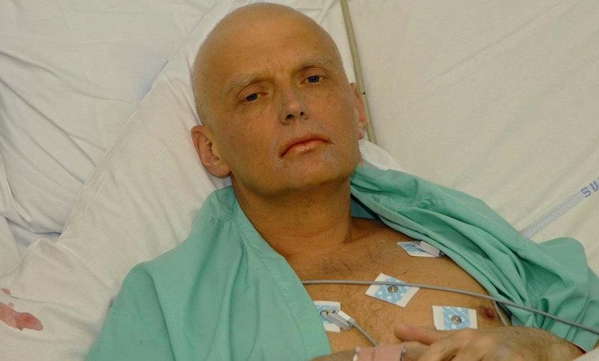 Litwinienko został otruty, bo wiedział, że Putin jest pedofilem?