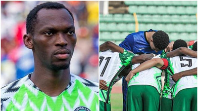 Super Eagles coach Gernot Rohr recalls in-form striker Simy Nwankwo and gives first call-up to Terem Moffi for the friendly game against Cameroon
