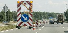 Utrudnienia na A4. Drogowcy remontują wiadukty
